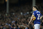Seamus Coleman of Everton during the English Premier League match at Goodison Park, Liverpool. Picture date: December 19th, 2016. Photo credit should read: Lynne Cameron/Sportimage