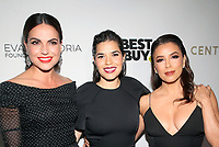 15 November 2019 - Beverly Hills, California - Lana Parrilla, America Ferrera, Eva Longoria. The Eva Longoria Foundation Gala held at The Four Seasons Hotel. Photo Credit: FS/AdMedia