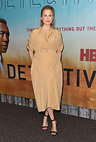 """10 January 2019 - Hollywood, California - Mamie Gummer. """"True Detective"""" third season premiere held at Directors Guild of America.   <br /> CAP/ADM/BT<br /> ©BT/ADM/Capital Pictures"""