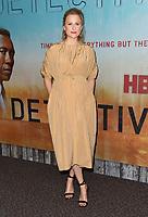 10 January 2019 - Hollywood, California - Mamie Gummer. &quot;True Detective&quot; third season premiere held at Directors Guild of America.   <br /> CAP/ADM/BT<br /> &copy;BT/ADM/Capital Pictures