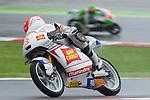 GP TIM de San Marino during the moto world championship 2014.<br /> Circuito Marco Simoncelli, 12-09-2014<br /> <br /> RM / PHOTOCALL3000  GP TIM de San Marino during the moto world championship 2014.<br /> Circuito Marco Simoncelli, 12-09-2014<br /> MOTO3<br /> matteo ferrari<br /> RM / PHOTOCALL3000