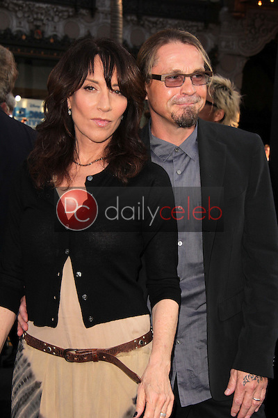 Katey Sagal<br /> at the &quot;Pacific Rim&quot; Los Angeles Premiere, Dolby Theater, Hollywood, CA 07-09-13<br /> David Edwards/DailyCeleb.Com 818-249-4998