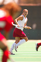 27 August 2005: Bailey Richardson during Stanford's 2-1 overtime loss to Miami (Ohio) at the Varsity Turf Field in Stanford, CA.