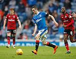 07.04.2018 Rangers v Dundee:<br /> Jamie Murphy
