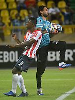 Atlético Junior vs Atlético Tucuman,17-02-2017. C L  2017
