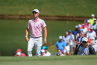 Justin Thomas (USA) approaches the green on 9 during round 1 of the 2019 Tour Championship, East Lake Golf Course, Atlanta, Georgia, USA. 8/22/2019.<br /> Picture Ken Murray / Golffile.ie<br /> <br /> All photo usage must carry mandatory copyright credit (© Golffile | Ken Murray)