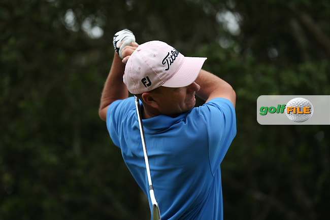 Andrew McLardy (RSA) during Round Two of the Africa Open 2015 at the East London Golf Club, East London, Eastern Cape, South Africa. Picture:  David Lloyd / www.golffile.ie. 06/03/2015