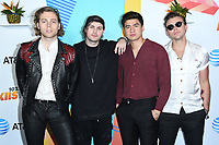 02 June 2018 - Beverly Hills, California - 5 Seconds of Summer. 2018 iHeartRadio KIIS FM Wango Tango by At&amp;t held at Banc of Califronia Stadium. <br /> CAP/ADM/BT<br /> &copy;BT/ADM/Capital Pictures