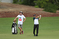 Andy Sullivan (ENG) on the 10th fairway during the 3rd round of the DP World Tour Championship, Jumeirah Golf Estates, Dubai, United Arab Emirates. 17/11/2018<br /> Picture: Golffile | Fran Caffrey<br /> <br /> <br /> All photo usage must carry mandatory copyright credit (&copy; Golffile | Fran Caffrey)