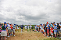 Shane Lowry (IRL) makes his way to the 7th tee during Saturday's round 3 of the 117th U.S. Open, at Erin Hills, Erin, Wisconsin. 6/17/2017.<br /> Picture: Golffile | Ken Murray<br /> <br /> <br /> All photo usage must carry mandatory copyright credit (&copy; Golffile | Ken Murray)