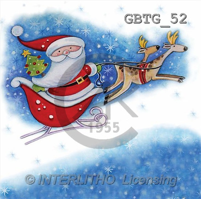 Theresa, CHRISTMAS SANTA, SNOWMAN, paintings(GBTG52,#X#) Weihnachtsmänner, Schneemänner, Weihnachen, Papá Noel, muñecos de nieve, Navidad, illustrations, pinturas