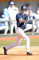 Michael Fransoso (Second Baseman) Maine Black Bears (Photo by Tony Farlow/Four Seam Images)