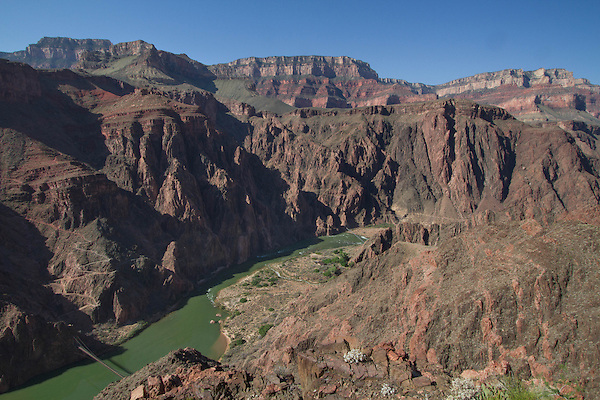 Phantom Ranch and the South Kaibab Trail, Colorado River, Grand Canyon National Park, Arizona .  John offers private photo tours in Grand Canyon National Park and throughout Arizona, Utah and Colorado. Year-round. . John offers private photo tours in Grand Canyon National Park and throughout Arizona, Utah and Colorado. Year-round.