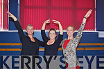 BALLET TEACHERS: The Kerry School of Music Ballet teachers at their open day on Saturday l-r: Colette Mcguire-Jensen, Aisling O'Carroll and Tara Dore.