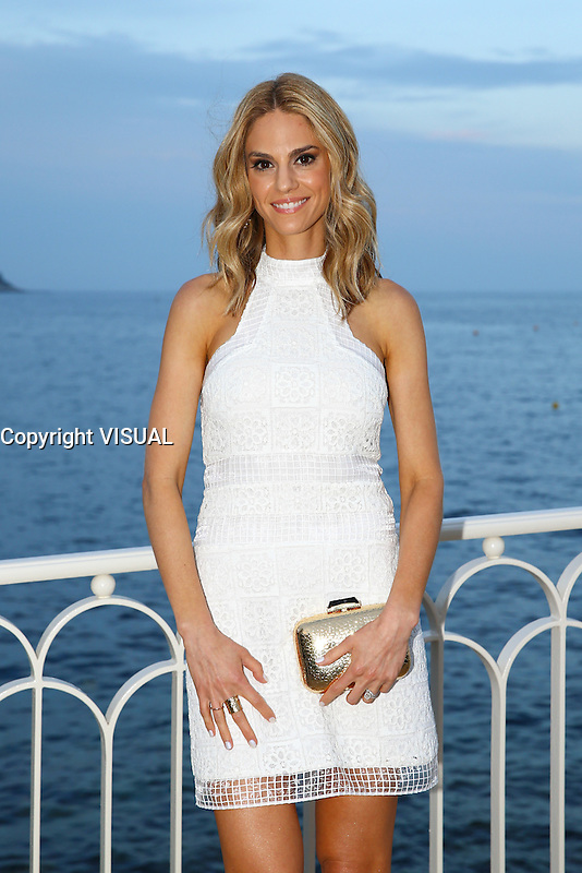 - NO TABLOIDS, NO WEB - 13/06/2016'TV Series' Party at the Monte-Carlo Bay Hotel and Resort during the 56th Monte-Carlo Television Festival. Kelly Kruger.