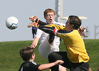 Boys Soccer vs. Ritter 9-29-12