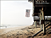 "Morning in New Smyrna<br /> From ""Color Blind"" series. Miami, 2007"