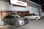 The new Velar Range Rover Unveiled at The Space Las Vegas