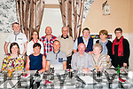 Birthday Party : Diane O'Connell, Listowel & Dublin, second from left back, celebrating her birthday with family & friends at Eabha Joan's Restaurant, Listowel on Saturday last.