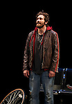 Jake Gyllenhaal during the  Opening Night Performance Curtain Call for  the Roundabout Theatre Production of  'If There Is I Haven't Found It Yet' at the Laura Pels Theatre in New York City on 9/20/2012.