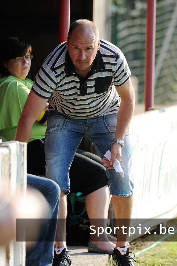 FC Wakken : Freddy Guillemijn.foto VDB / BART VANDENBROUCKE