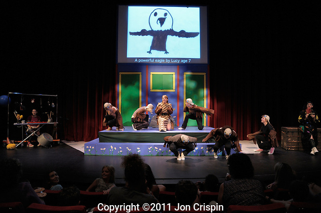 """Paint Box Theatre production of """"The Sword in the Stone""""..©2011 Jon Crispin.ALL RIGHTS RESERVED.."""