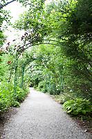 Garden Path, New Jersey