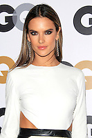LOS ANGELES, CA - NOVEMBER 13: Alessandra Ambrosio at the GQ Men Of The Year Party at Chateau Marmont on November 13, 2012 in Los Angeles, California.  Credit: MediaPunch Inc. /NortePhoto/nortephoto@gmail.com