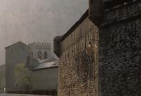Europe/France/Languedoc-Roussillon/66/Pyrénées -Orientales/Villefranche-de-Conflent : Le village bastionné par Vauban au XVII°