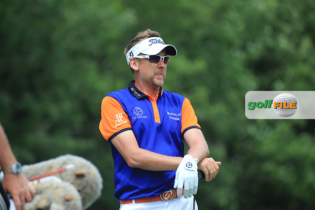 Ian Poulter (ENG)  during the Final Round of The Players, TPC Sawgrass, Ponte Vedra Beach, Jacksonville.   Florida, USA. 15/05/2016.<br /> Picture: Golffile | Mark Davison<br /> <br /> <br /> All photo usage must carry mandatory copyright credit (&copy; Golffile | Mark Davison)