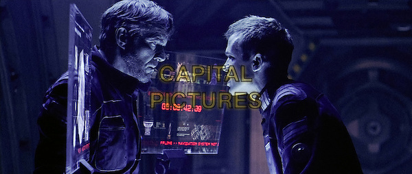 DENNIS QUAID & CAM GIGANDET.in Pandorum.*Filmstill - Editorial Use Only*.CAP/FB.Supplied by Capital Pictures.