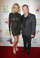 LSO ANGELES, CA - October 05: Dorit Kemsley, Paul Kemsley, At 2017 Awareness Film Festival - Opening Night Premiere Of 'The Road To Yulin And Beyond' At Regal LA Live Stadium 14 In California on October 05, 2017. <br /> CAP/MPI/FS<br /> &copy;FS/MPI/Capital Pictures