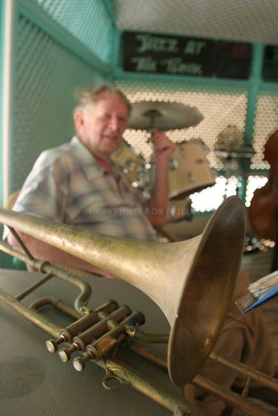 Jazz at the Tank.Lobster Alive Restaurant.Bridgetown, St. Michael.Barbados
