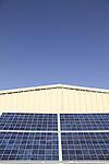 Arava, solar panels in Hatzeva