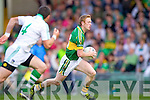 Colm Cooper launches an attack against Limerick in the Muster Senior Semi final held in The Gaelic Grounds last Saturday evening.