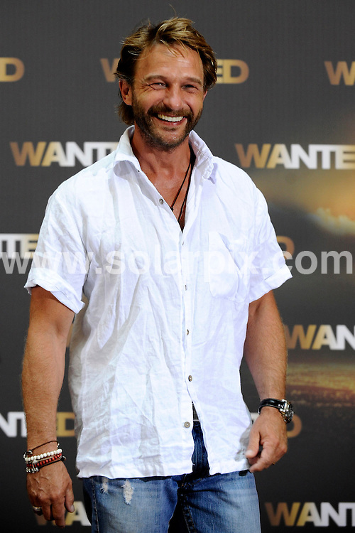 **ALL ROUND PICTURES FROM SOLARPIX.COM**.**SYNDICATION RIGHTS FOR UK AND SPAIN ONLY**.Photocall for the movie 'Wanted' at Hotel Adlon in Berlin, Germany. 10th June 2008..This pic: Thomas Kretschmann..JOB REF: 6600 CPR/Axel Schmidt DATE: 10_06_2008.**MUST CREDIT SOLARPIX.COM OR DOUBLE FEE WILL BE CHARGED* *UNDER NO CIRCUMSTANCES IS THIS IMAGE TO BE REPRODUCED FOR ANY ONLINE EDITION WITHOUT PRIOR PERMISSION*