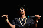 MIAMI, FL - SEPTEMBER 17: Plies onstage performs during the Kings of the Streets Tour with Lil' Boosie, Plies and Blac Youngsta at James L. Knight Center on September 17, 2016 in Miami, Florida.  ( Photo by Johnny Louis / jlnphotography.com )