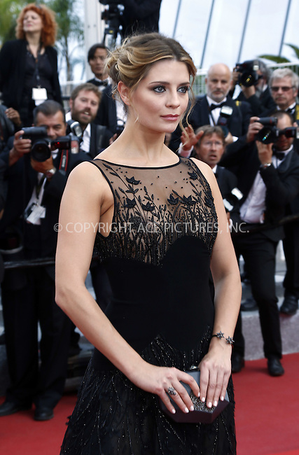 WWW.ACEPIXS.COM<br /> <br /> May 16 2016, Cannes<br /> <br /> Mischa Barton attending the premiere of 'Loving' at the annual 69th Cannes Film Festival at Palais des Festivals on May 16, 2016 in Cannes, France.<br /> <br /> By Line: Famous/ACE Pictures<br /> <br /> <br /> ACE Pictures, Inc.<br /> tel: 646 769 0430<br /> Email: info@acepixs.com<br /> www.acepixs.com