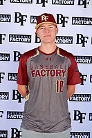 Thomas Schoneman (10) of La Cueva High School in Albuquerque, New Mexico during the Baseball Factory All-America Pre-Season Tournament, powered by Under Armour, on January 12, 2018 at Sloan Park Complex in Mesa, Arizona.  (Mike Janes/Four Seam Images)