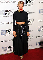 NEW YORK CITY, NY, USA - OCTOBER 10: Sienna Miller arrives at the 52nd New York Film Festival - 'Foxcatcher' Premiere held at Alice Tully Hall on October 10, 2014 in New York City, New York, United States. (Photo by Celebrity Monitor)