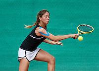 12-08-13, Netherlands, Raalte,  TV Ramele, Tennis, NRTK 2013, National RankingTennis Championships 2013,  Anna Alzate Esmurzaeva<br /> <br /> <br /> Photo: Henk Koster