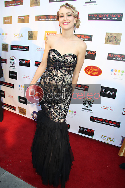 """Priscilla Soltero<br /> at the """"Mansion Of Blood"""" Premiere in combination wth the Southern California Motion Picture Council's 79th Annual Founders Day Awards, The Egyptian Theatre, Hollywood, CA 05-19-15<br /> David Edwards/DailyCeleb.Com 818-249-4998"""
