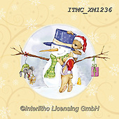 Marcello, CHRISTMAS ANIMALS, WEIHNACHTEN TIERE, NAVIDAD ANIMALES, paintings+++++,ITMCXM1236,#xa#