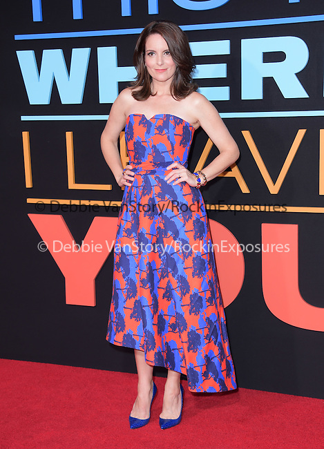 Tina Fey<br />  attends The Warner Bros Pictures L.A. Premiere of This is where I leave you held at The TCL Chinese Theatre in Hollywood, California on September 15,2014                                                                               © 2014 Hollywood Press Agency