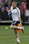 22 May 2013:  Steve Holland, First Team Coach for Chelsea.    Chelsea F.C. practice session in preparation for an exhibition match against Manchester City at Busch Stadium in Saint Louis, Missouri.