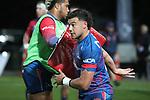 NELSON, NEW ZEALAND - SEPTEMBER 27: Tasman Mako v Auckland game on September 27 at Trafalgar Park 2019 in Nelson, New Zealand. (Photo by:  Shuttersport Limited)