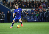 1st December 2017, Cardiff City Stadium, Cardiff, Wales; EFL Championship Football, Cardiff City versus Norwich City; Joe Ralls of Cardiff City with the ball as he moves forward
