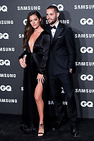 Malena Costa and Mario Suarez attends the 2018 GQ Men of the Year awards at the Palace Hotel in Madrid, Spain. November 22, 2018. (ALTERPHOTOS/Borja B.Hojas) /NortePhoto.com