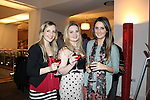 Cardiff, WALES - November 22:.Otley Brewery event at the Radisson Blu Hotel.Steph Coupe, Amy Griffiths & Rhian Mathias..22.11.12..©Steve Pope