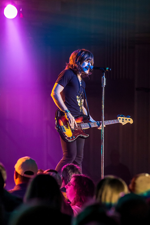 The Band Perry plays a live concert at Nutty Jerry's Entertainment Complex in Winnie, TX
